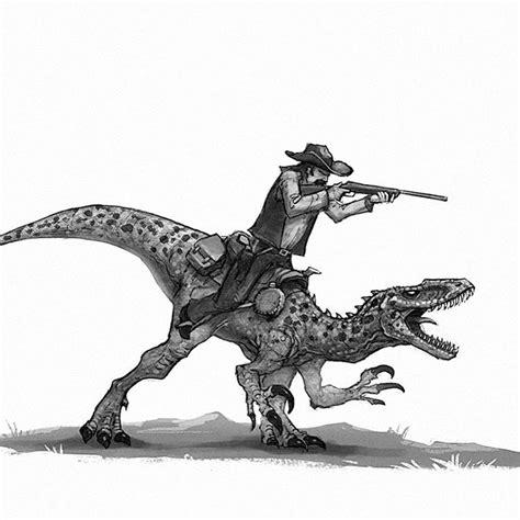 Kleurplaat Ark Survival by Dinosaurs Dinosaurier Zeichnen Drachen