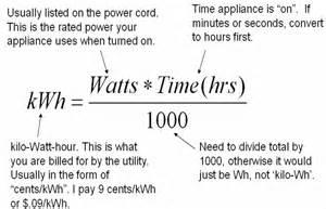 what is a kwh mapawatt