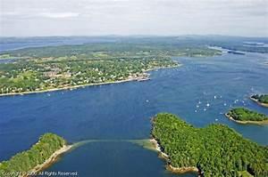 Castine Harbor, Castine, Maine, United States