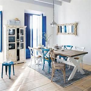 Deco Pour La Maison : id es d co estivale de style marin pour une maison de vacances agr able familiale design feria ~ Teatrodelosmanantiales.com Idées de Décoration