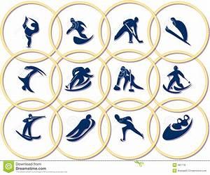 Olympic games symbols stock illustration. Illustration of ...