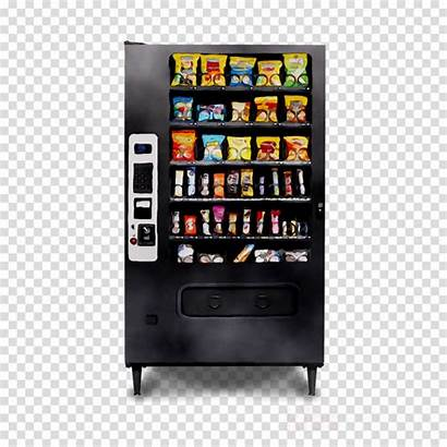 Machine Clipart Vending Drink Clip Cartoon Transparent