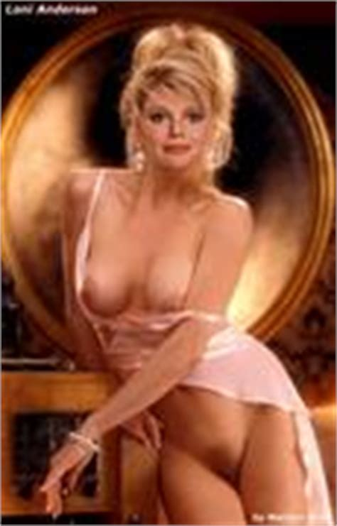 Loni Anderson Nude Fake And Sexy