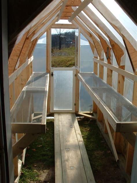 My Homemade Greenhouse  Thinman's Blog