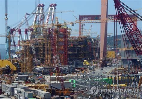 hyundai heavy hits  week high  rosy earnings outlook