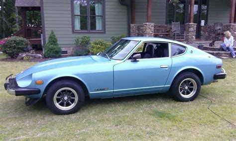 75 Datsun 280z by Garage Find 1975 Datsun 280z