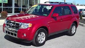 2010 Ford Escape Limited For Sale Brian Hoskins Ford