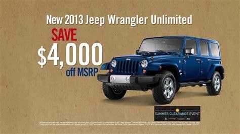Jeff Wyler Chrysler Eastgate by Jeff Wyler Eastgate Chrysler Jeep Dodge Summer Clearance