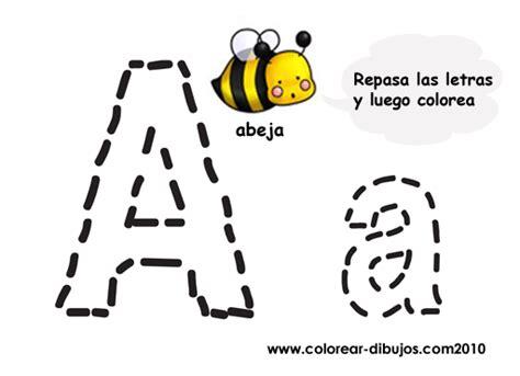 Imagenes de todas las letras del abecedario con letras