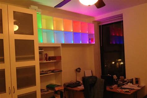 How To Put Up Led Lights In Room by How To Decorate Your Home With Led Light Strips Digital