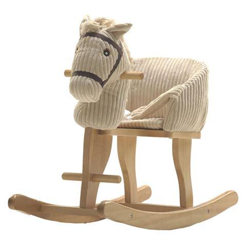 heritage pony ride on infant rocker childrens rocking