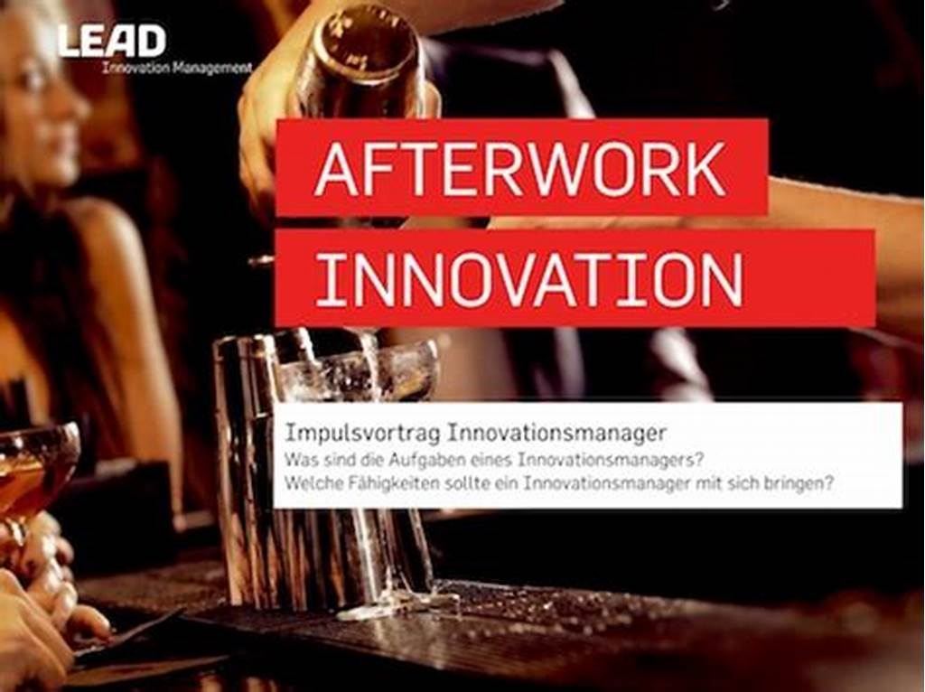 #Was #16 #Manager #Beim #Ersten #Afterwork #Innovation
