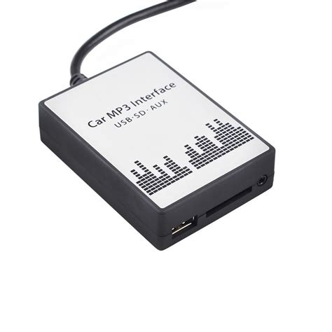 Mp3 Cassette Adapter by Apps2car Usb Sd Aux Car Audio Mp3 Adapter For Accord Car