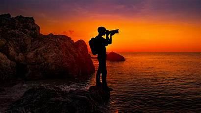 4k Sunset Photographer Wallpapers Hdwallpapers