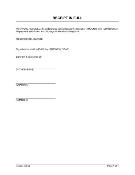 acknowledgement letter format  receipt  documents