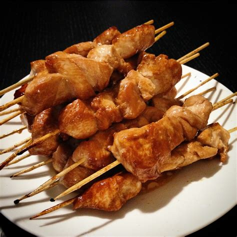 cuisine chinoise recette brochettes de poulet recette de cuisine chinoise open mag