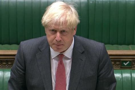 Boris Johnson victory! MPs back Prime Minister's Brexit ...