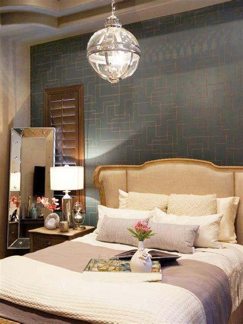 geometric wallpaper designs decor ideas design
