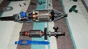 Dremel 4000 Rotor Replacement