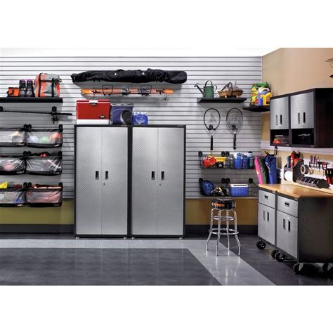 lowes canada gladiator cabinets 25 best ideas about metal garage cabinets on