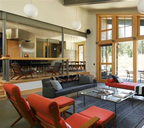 advantages  disadvantages  sunken living rooms