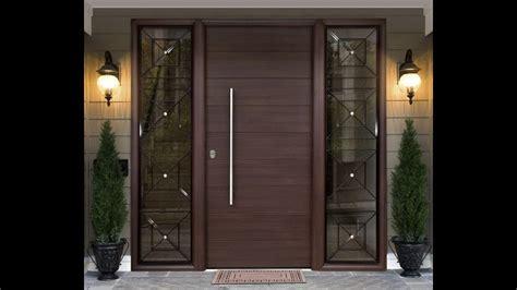 Top 100 Modern Front Door Designs Catalogue 2018- Plan N