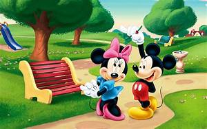 Mickey And Minnie Mouse Wallpapers - Wallpaper Cave