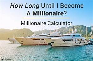 balloon payment loan millionaire calculator how to retire with a million dollars
