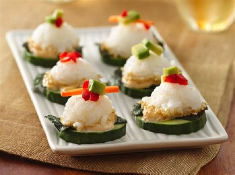 canape ideas best canapes