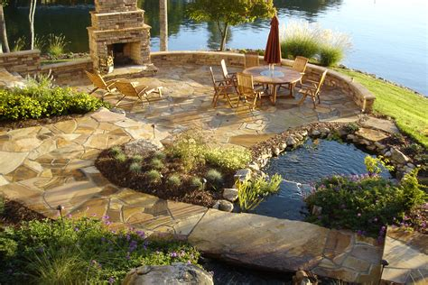 patio water features for patios home interior design