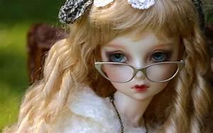 Cute Barbie Doll DP For Girls