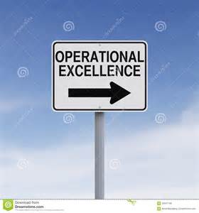 Operational Excellence Diagrams