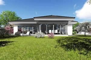 Haus Bungalow Modern : bungalow typ 4 mit 140 qm br uer architekten rostock ~ Markanthonyermac.com Haus und Dekorationen