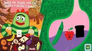 Yo Gabba Gabba! Party in My Tummy Part 1 - iPad app demo ...