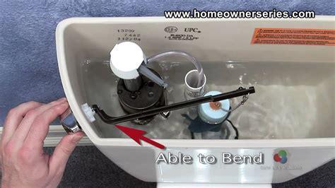 fix  toilet parts flush handle youtube