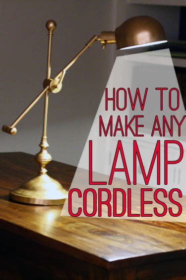 how to make a l cordless remodelaholic top 10 beautiful diy ls and link party