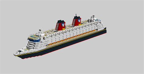 How To Draw A Lego Boat by Lego Ideas Cruise Ship