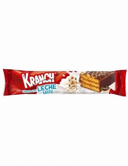 Kranch 20g Chocolate Wafer Milk Lacasa Leche