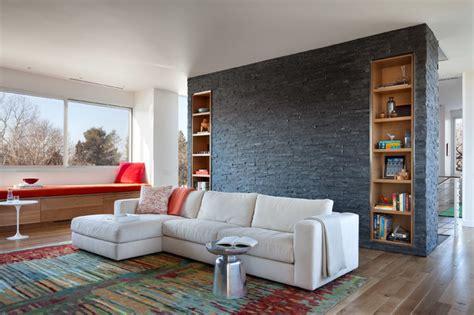 deco york chambre ado black wall feature living room