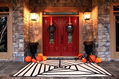 top  halloween front porch decor unique easy holiday