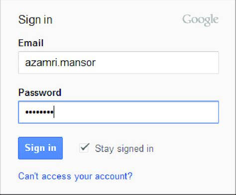 Google Docs Sign In Page Enter Your Username Or Gmail Id