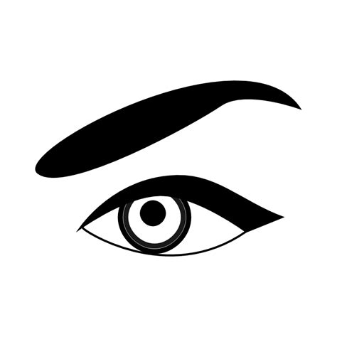 brow clipart clipground