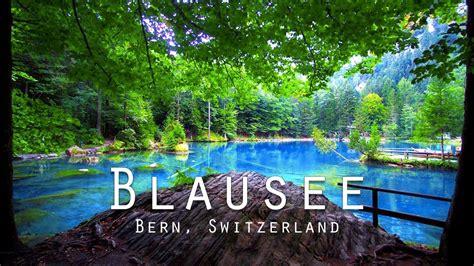 blausee switzerland bern gopro hero black cinematic