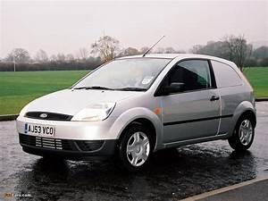Ford Fiesta 2002 : ford fiesta van uk spec 2002 05 images 1024x768 ~ Medecine-chirurgie-esthetiques.com Avis de Voitures