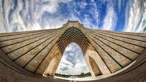 azadi tower  tehran hd wallpaper wallpaper studio