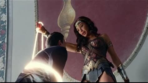 Wonder Woman Saves The Hostages  Justice League Movie