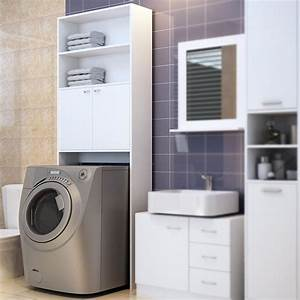 Waschmaschinenschrank Mit Tür : waschmaschinenschrank badezimmerschrank 195 x 63 x real ~ Eleganceandgraceweddings.com Haus und Dekorationen