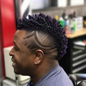 Black Mohawk Hairstyles, African American Mohawk ...