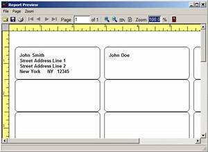 volunteer management system printing labels reports With address label software