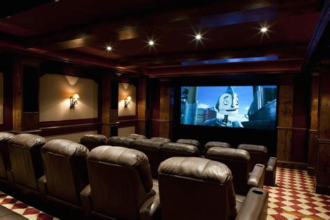 Home Theater A Musthave In Any Home Theydesignnet